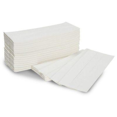 C Fold White Paper Towel