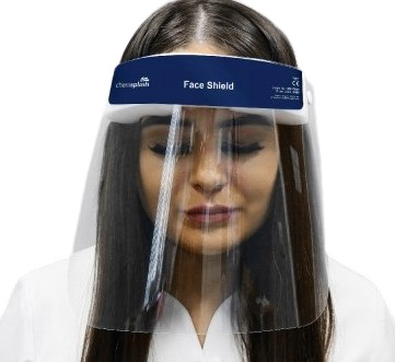 Face_Shield_front View-