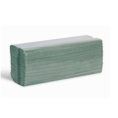 Green C Fold Paper Towels 2688 Per Case
