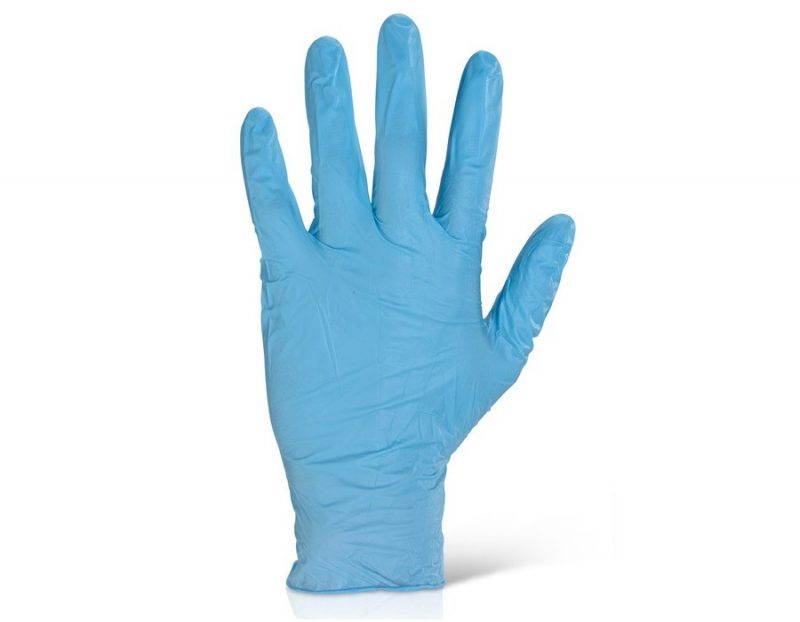 Nitrile Disposable Gloves Box 100