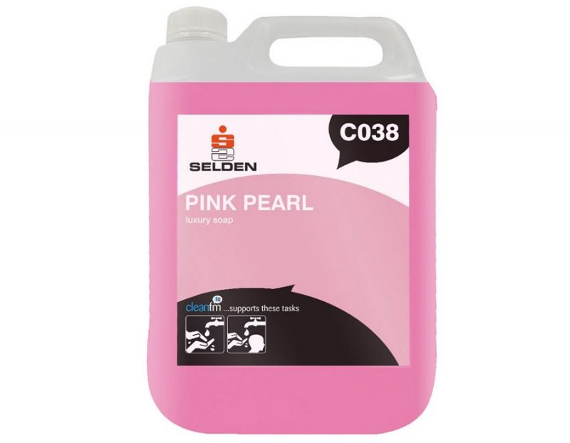 Pink Pearl Hand and Body Wash -Bulk Fill