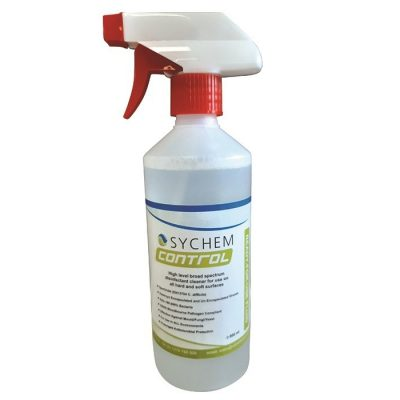 Sychem Control Disinfectant 500ml Pack of 10