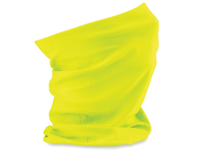 Morf Snood Fluorescent Yellow